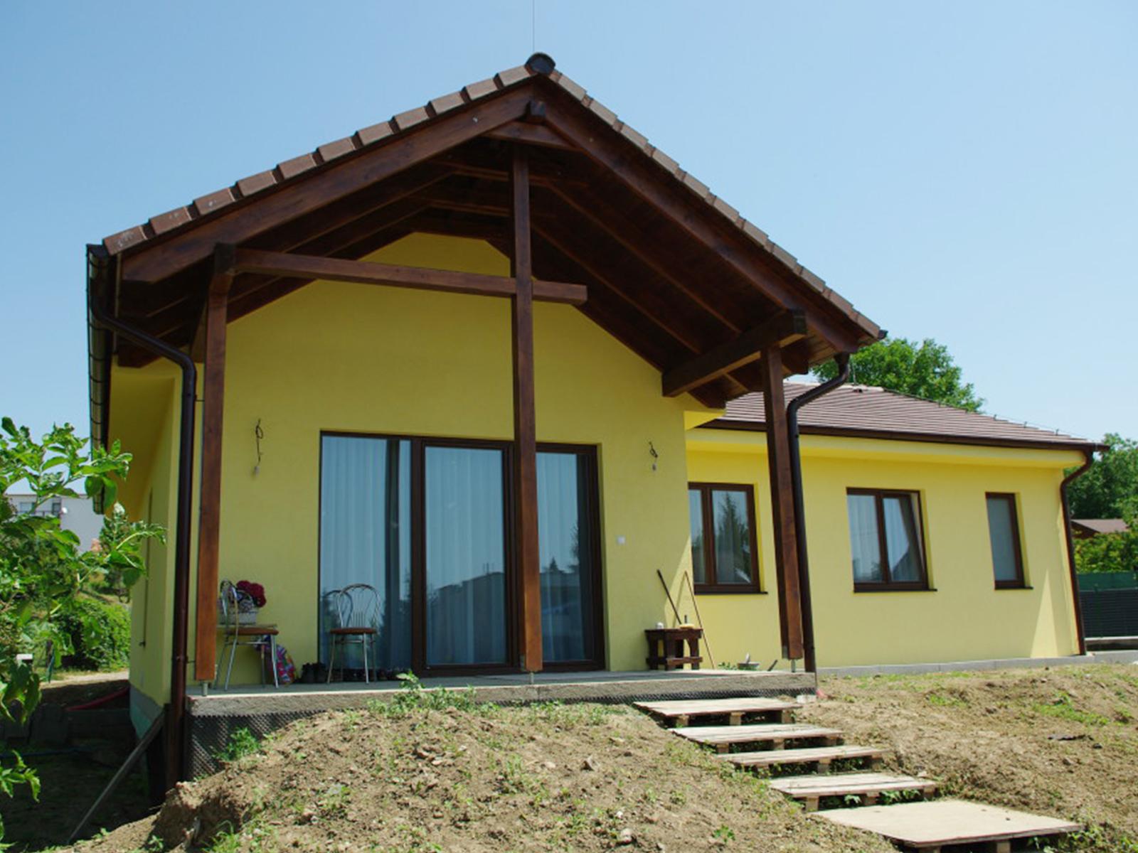 M-House realizácia - Bohdanovce nad Trnavou