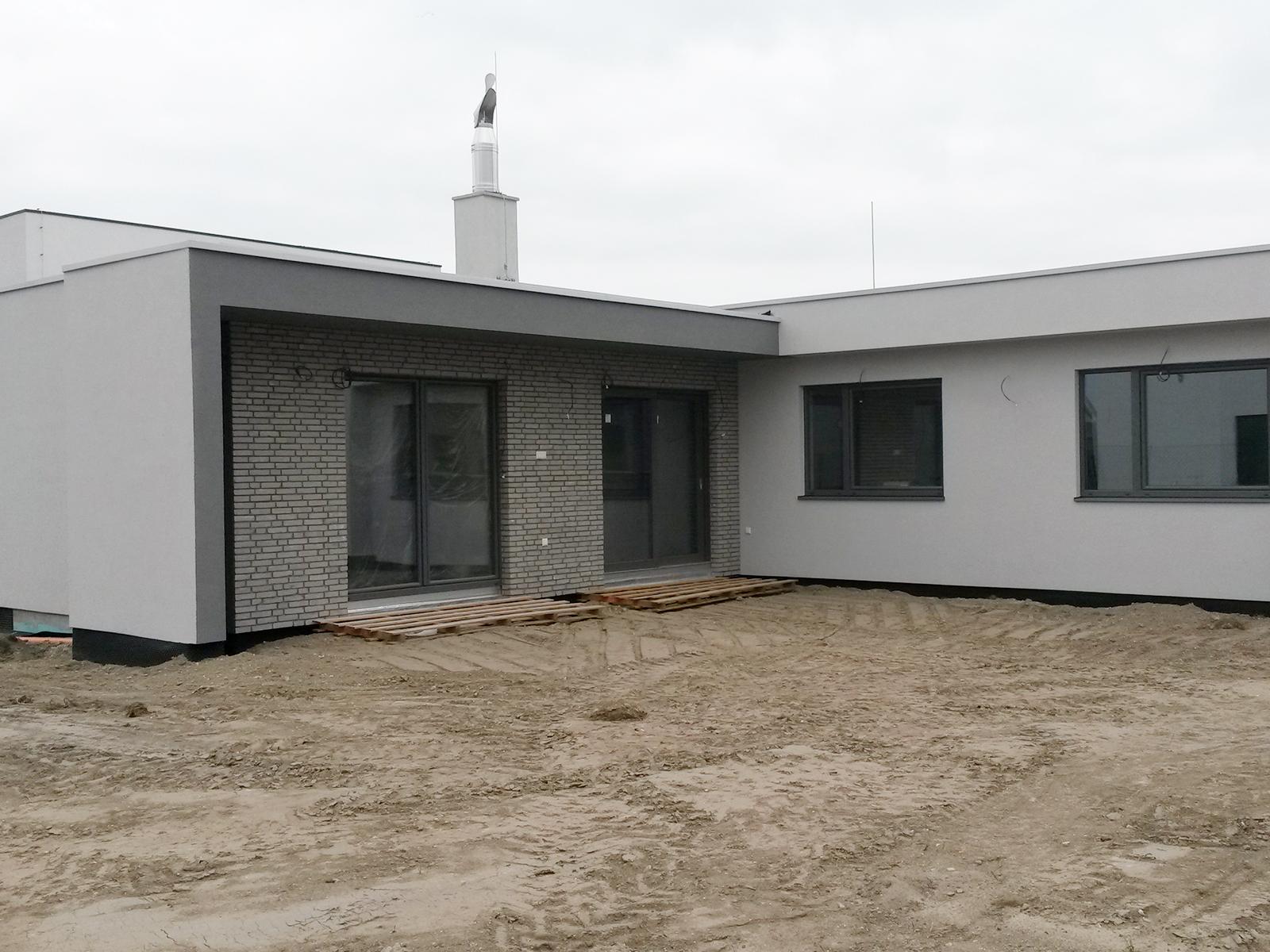 M-House realizácia - Čunovo
