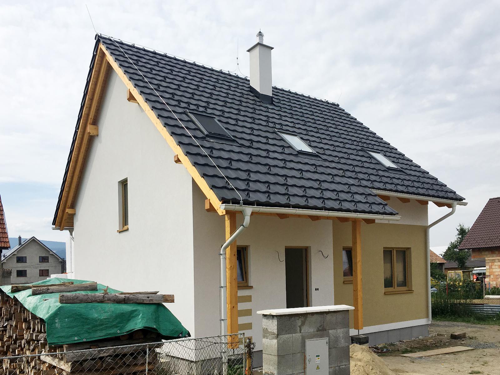 M-House realizácia - Liesek