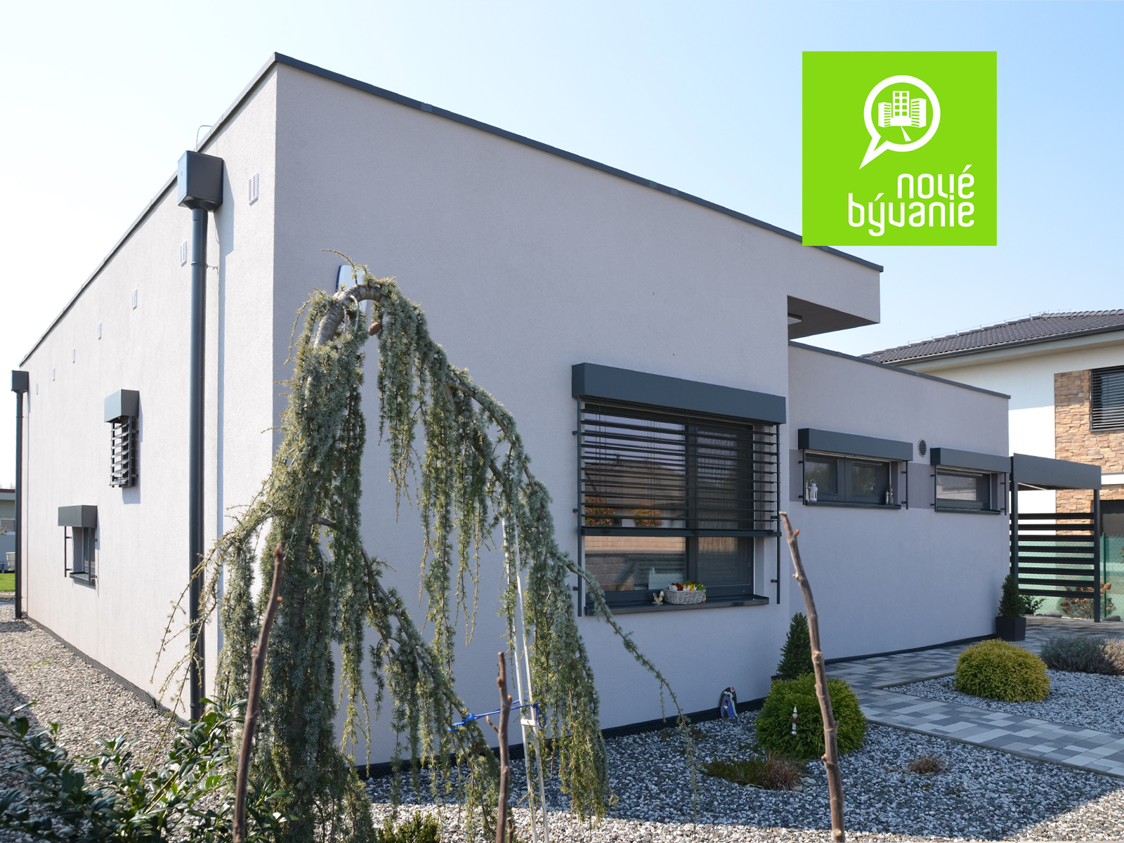 M-House realizácia - Ivanka pri Dunaji