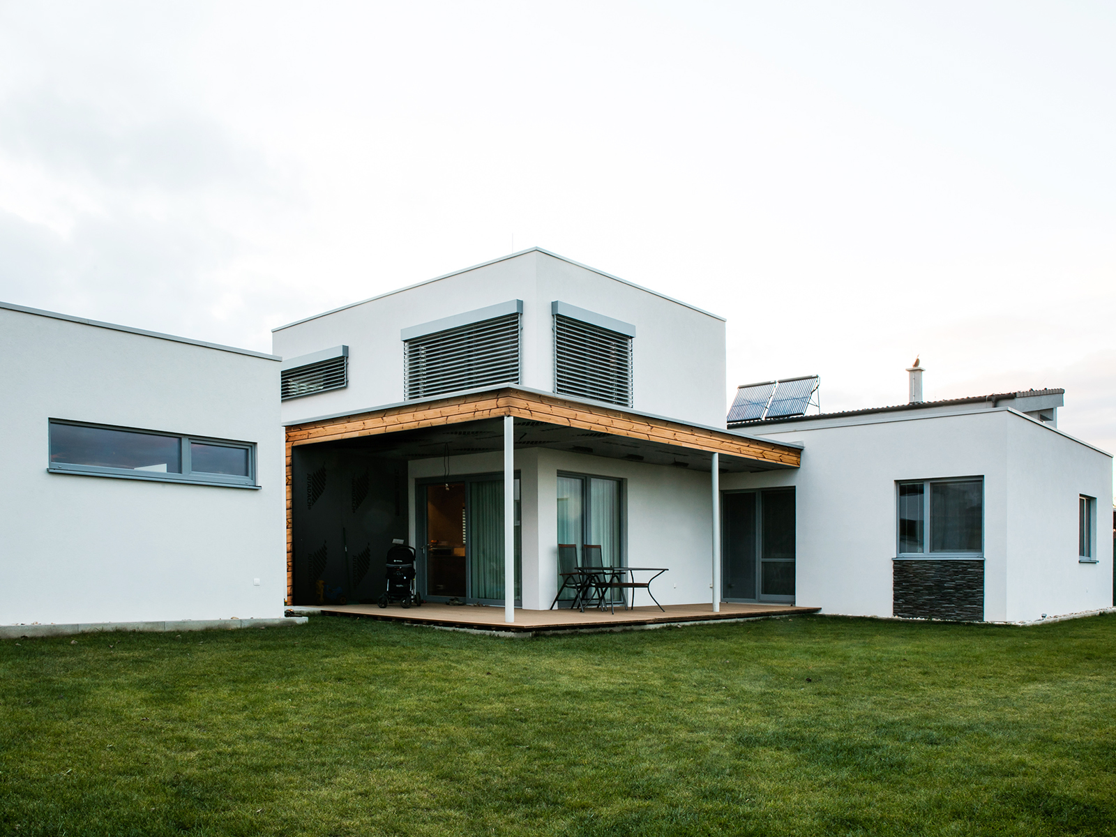 M-House realizácia - Tomášov
